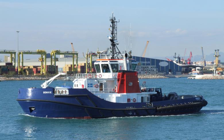 "Voith Tractor Tug 70t BP ""Solan"""