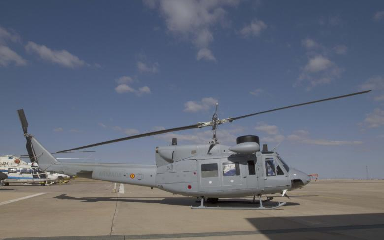 Life extension program of the AB-212 helicopters