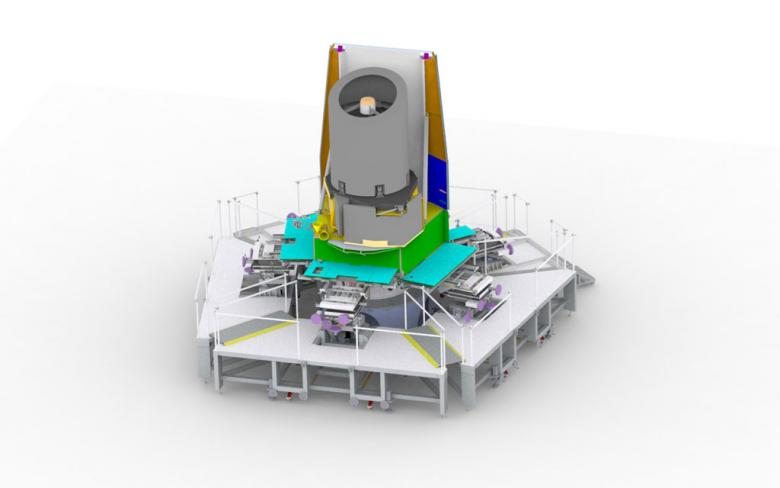 SENER in Poland to Assist in Euclid Satellite Assembly
