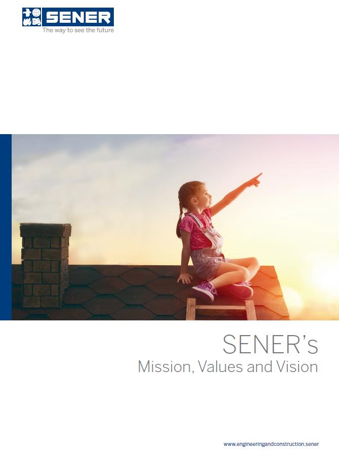 SENER's Mission, Vision and Values