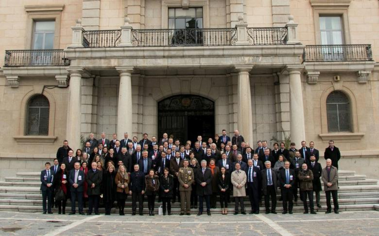 Infantry Academy of Toledo hosts plenary session of the NATO Industrial Advisory Group (NIAG)