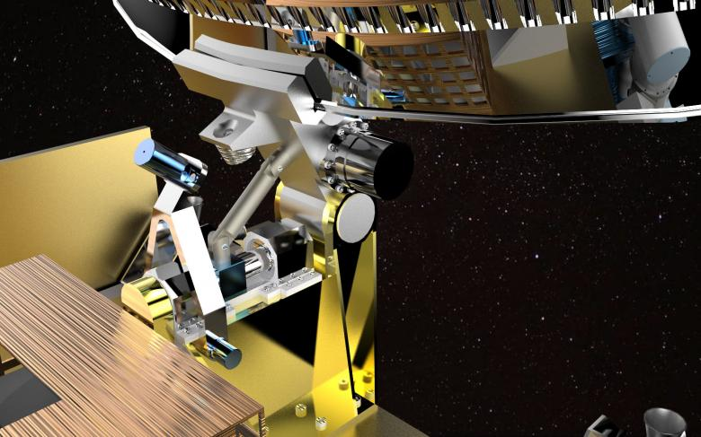 ESA selects SENER's clamping mechanism as part of the solution to combat the space debris problem