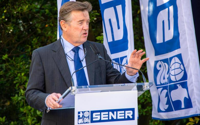 Andrés Sendagorta, appointed President of the SENER Foundation