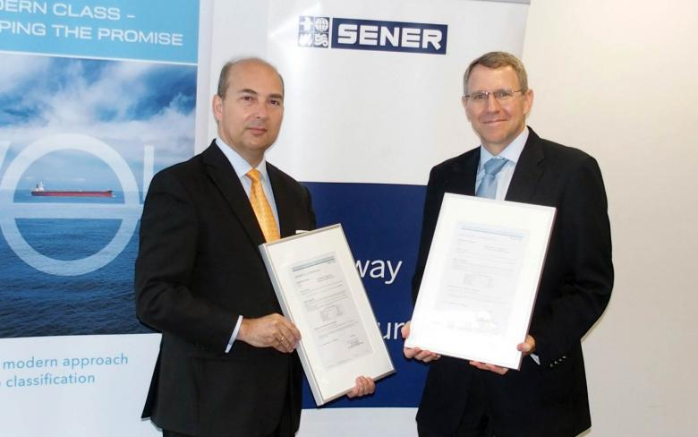 SENER receives DNV GL Approval in Principle for two new LNG-fuelled bunkering vessel designs