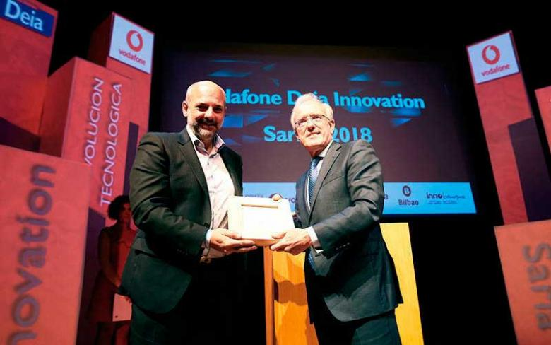 SENER awarded the Technological Revolution Prize at the Innovation Awards of the Deia newspaper