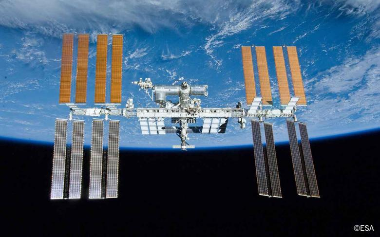 20th anniversary of the International Space Station, an orbital complex with SENER equipment