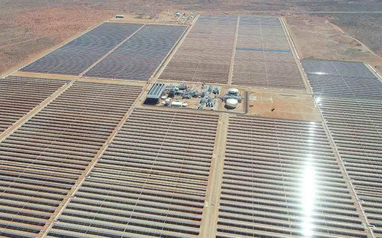 On track to deliver clean electricity through Kathu and Ilanga-1