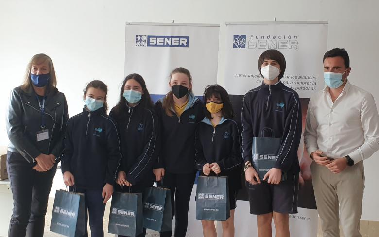 SENER and the SENER Foundation encourage careers in technology and science