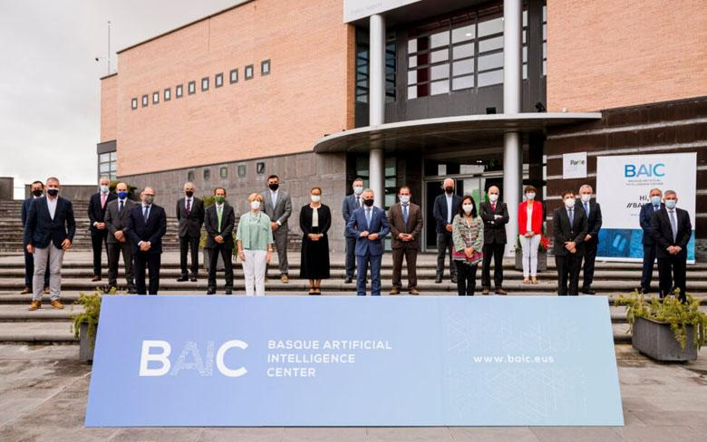 SENER is part of the BAIC, the Basque Artificial Intelligence Center