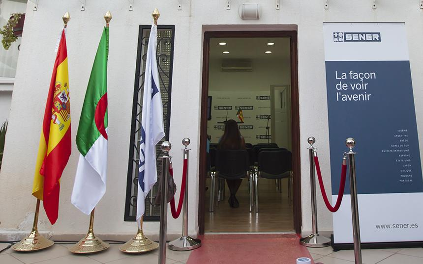 Opening of the Algiers (Algeria) office