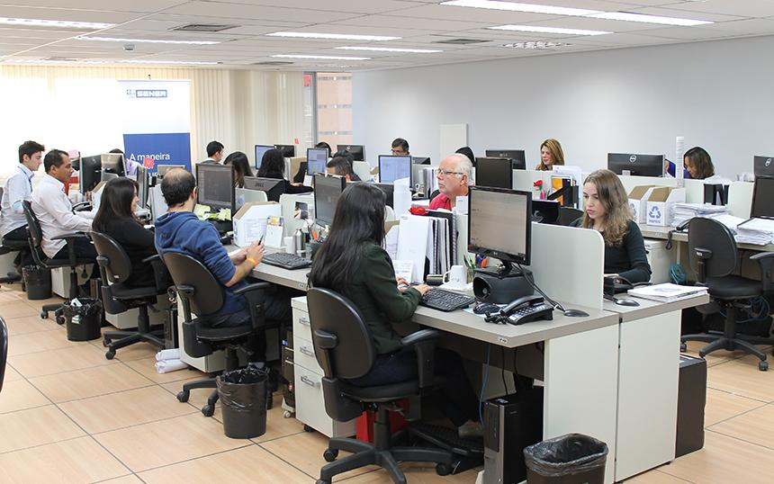 Opening of the Sao Paulo (Brazil) office