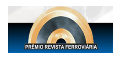 The Brazilian magazine Revista Ferroviária's Best Consulting Firm of the Year