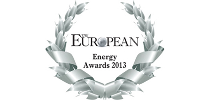 Premio European Energy Awards de la Revista The European