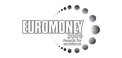 Premio Deal of the Year de la Agencia Euromoney
