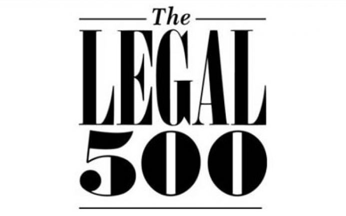 Legal 500 GC Powerlist Iberia ranking