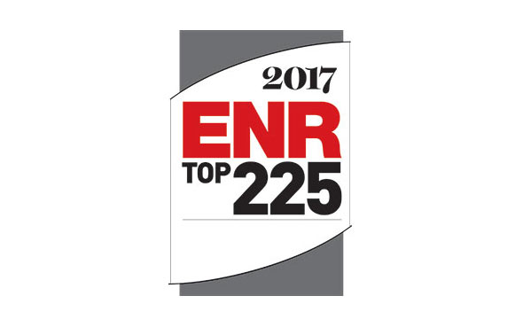 ENR  annual ranking of the top 225 international companies in engineering design