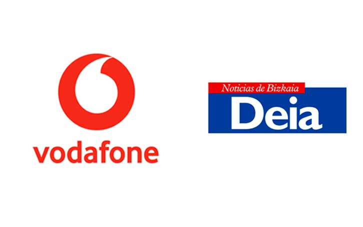 2018 Vodafone Deia Innovation Sariak Awards in the Technological Revolution cathegory